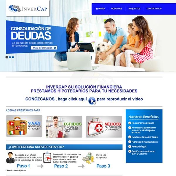 Dise o web en honduras y publicidad en redes sociales for Sitio web ministerio del interior